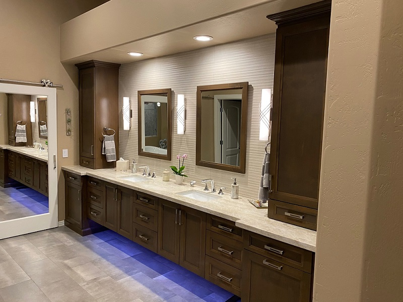 Kitchen Bathroom Design Kitchen And Bathroom Cabinets American Made Cabinets